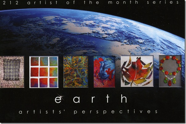 earth postcard front
